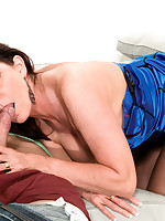50 Plus MILFs - The Second Cumming Of Kay Parker - Magdalene St Michaels (45 Photos)