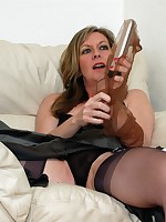 toy fun for milf in nylons - Granny Girdles
